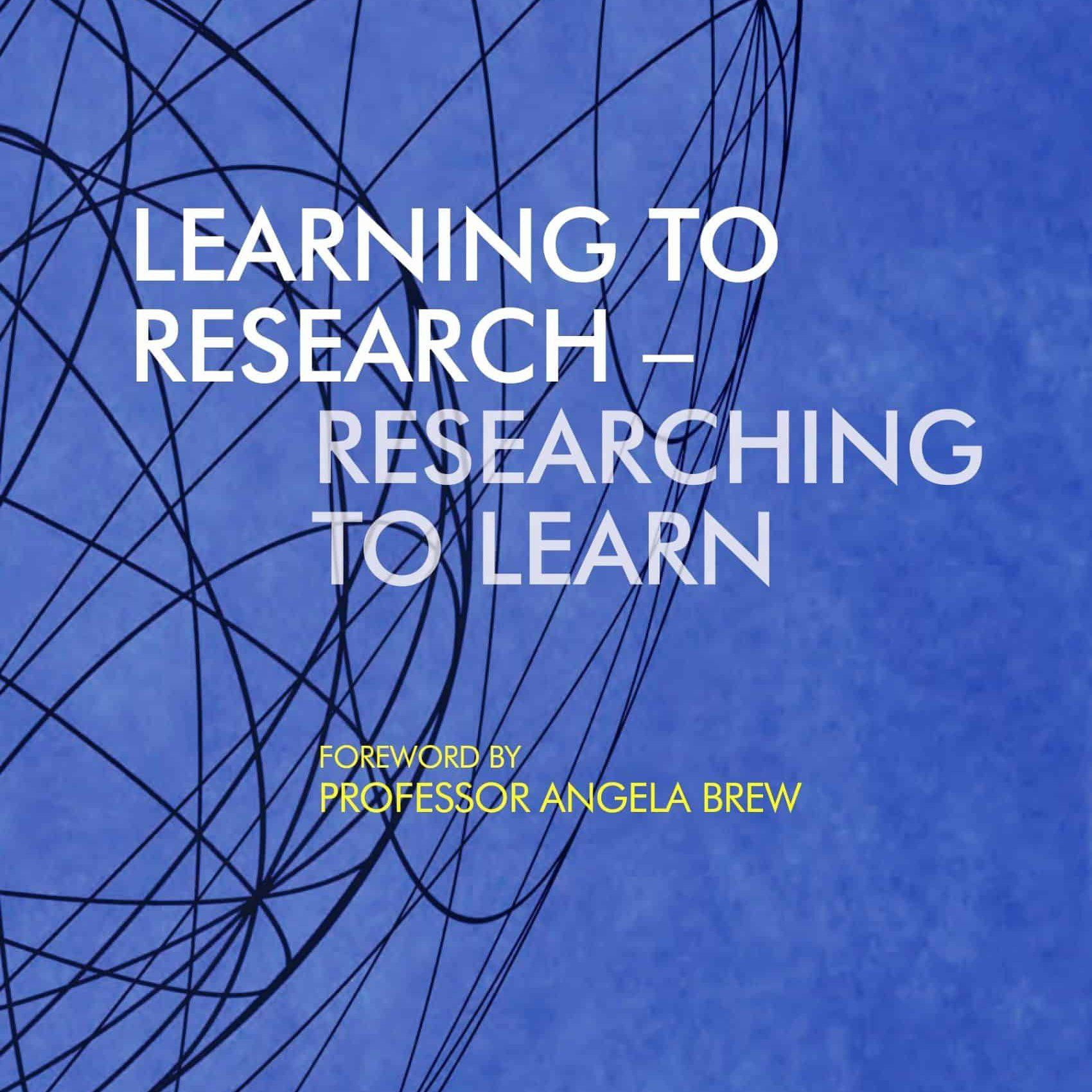Learning to Research Researching to Learn (2015) - Cally Guerin - Paul Bartholomew - Claus Nygaard - Angela Brew - Libri Publishing Ltd - Institute for Learning in Higher Education